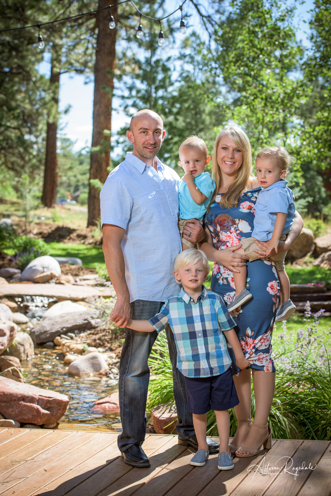Durango Family portraits by Allison Ragsdale Photography in Durango Colorado