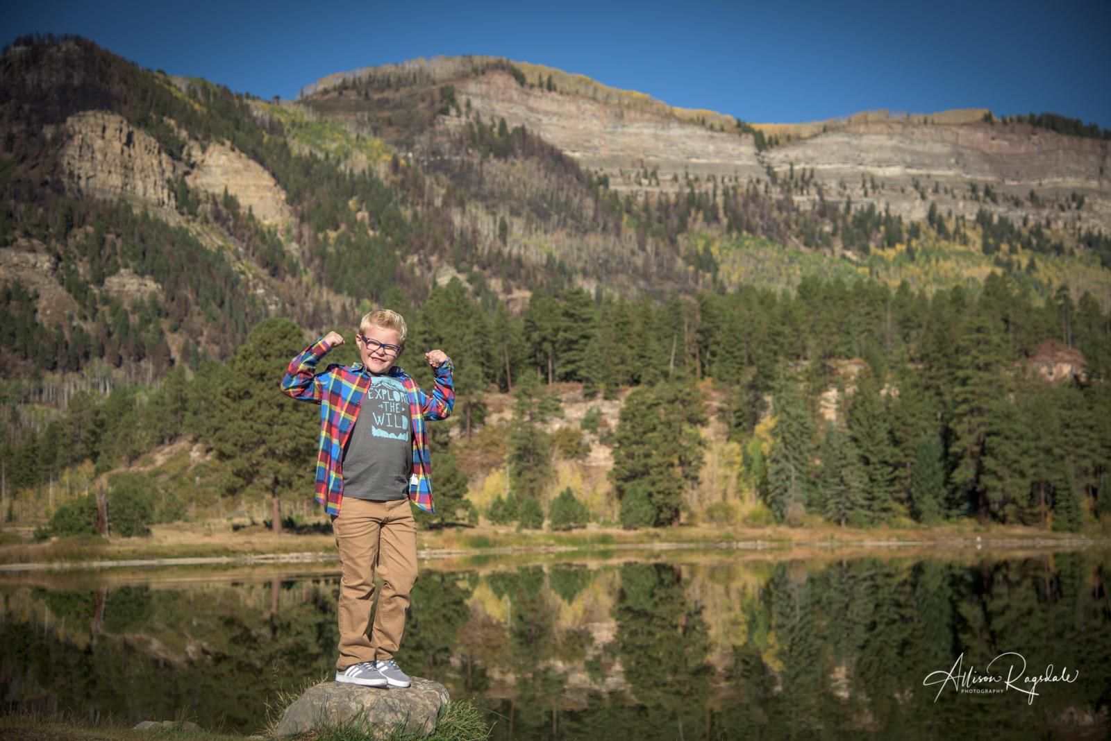 Durango Summer Professional Portraits