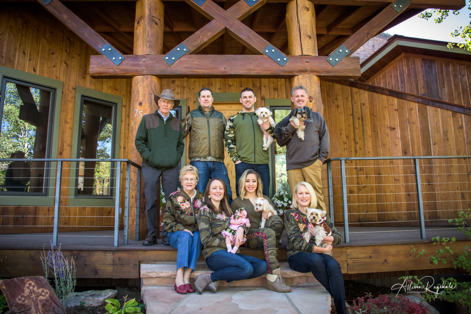 Durango Vacation Family Portraits