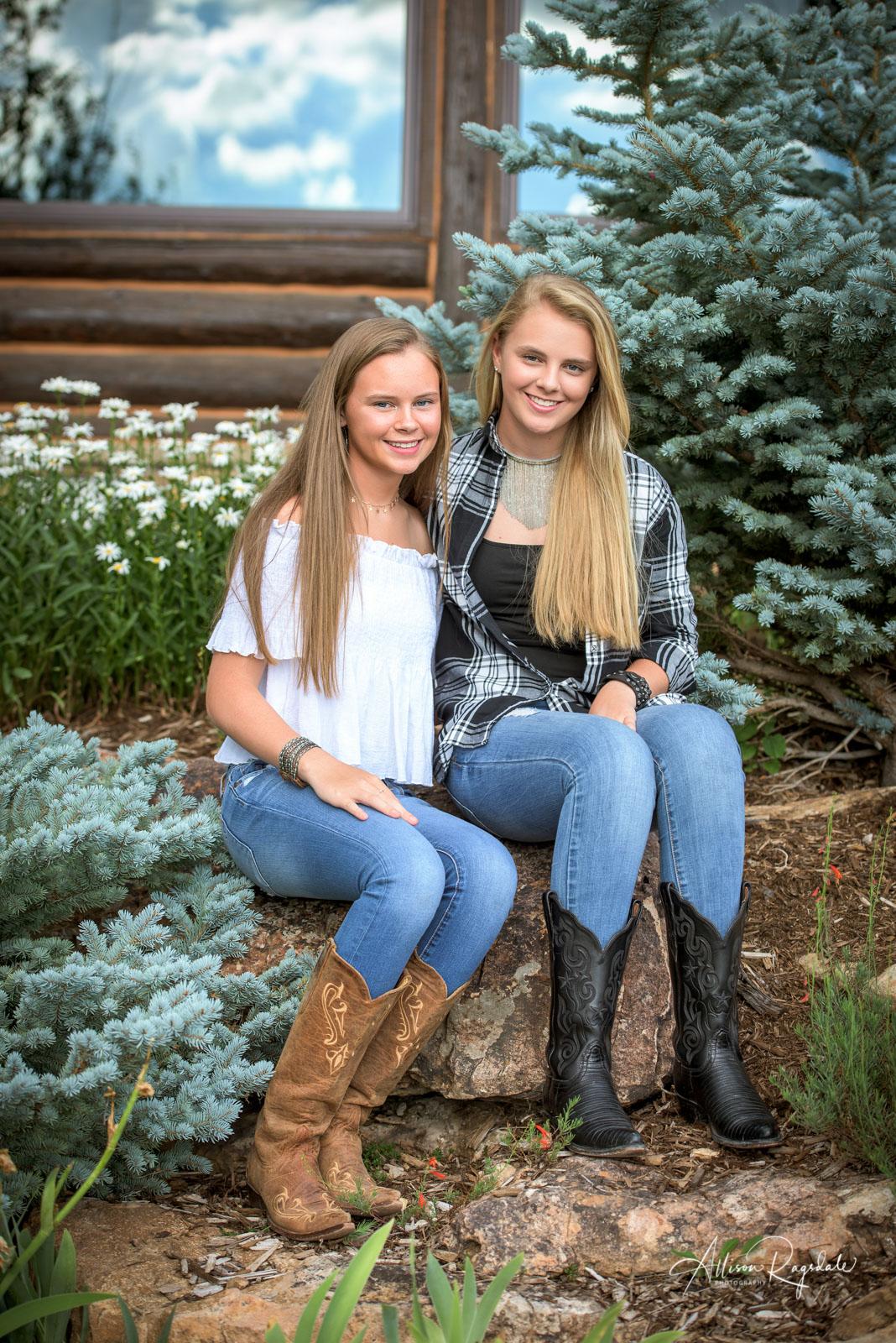 senior portraits in Durango Colorado