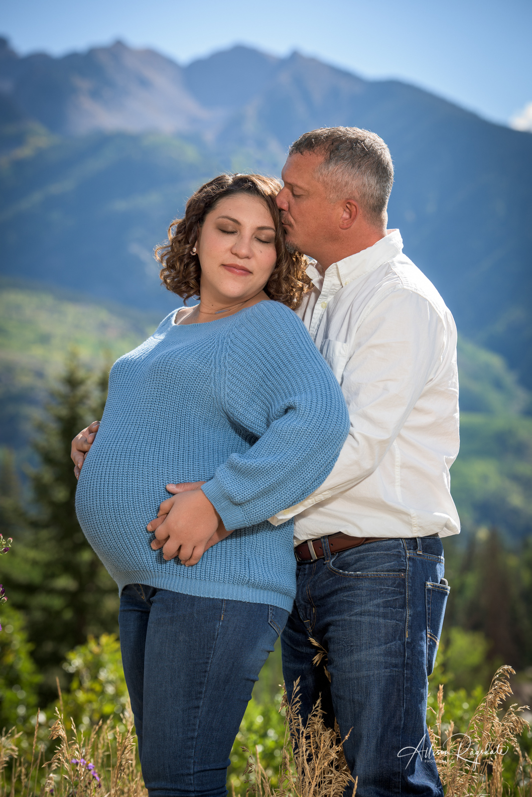 Durango Maternity Portraits
