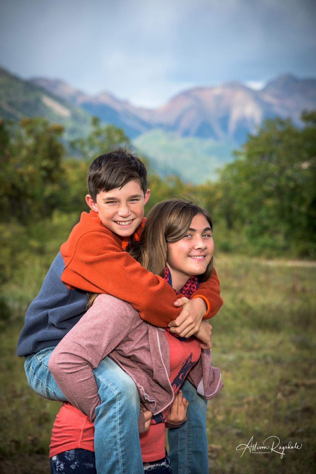 Allison Ragsdale Photography portraits for kids