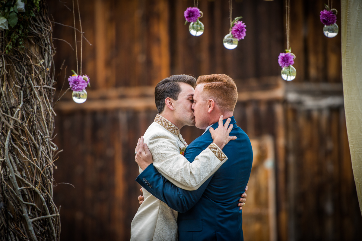 Luke & Lucas' Durango Colorado Irma J Wedding