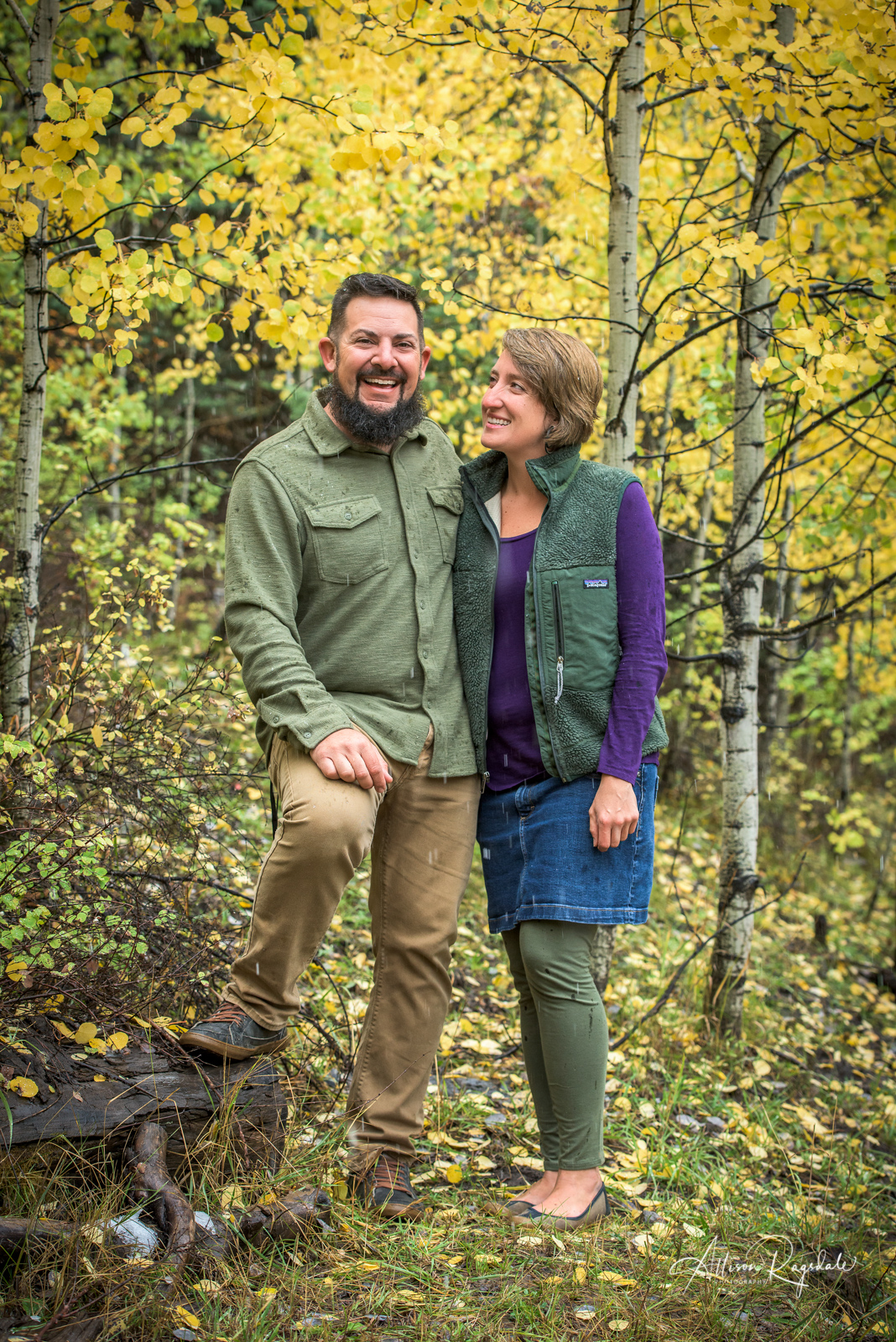 couple photography in Durango Colorado