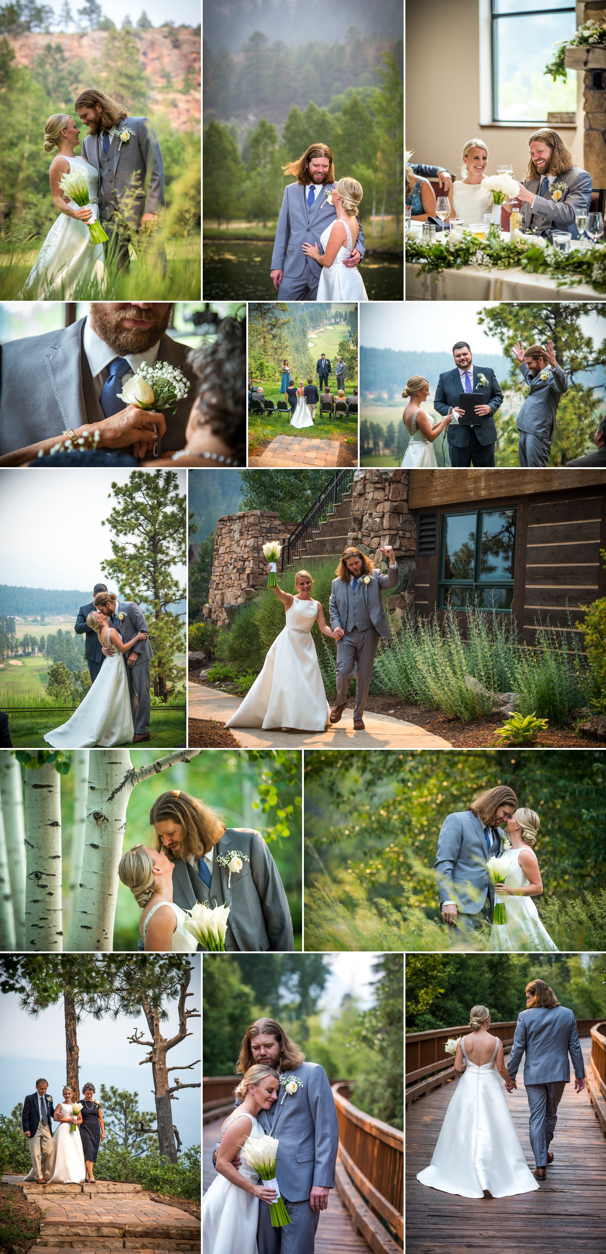 wedding pictures by Allison Ragsdale Photography in Durango Colorado