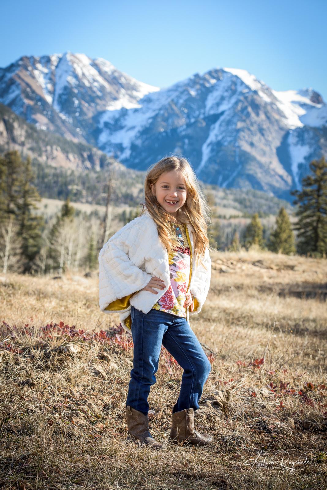 kids photography in Durango Colorado