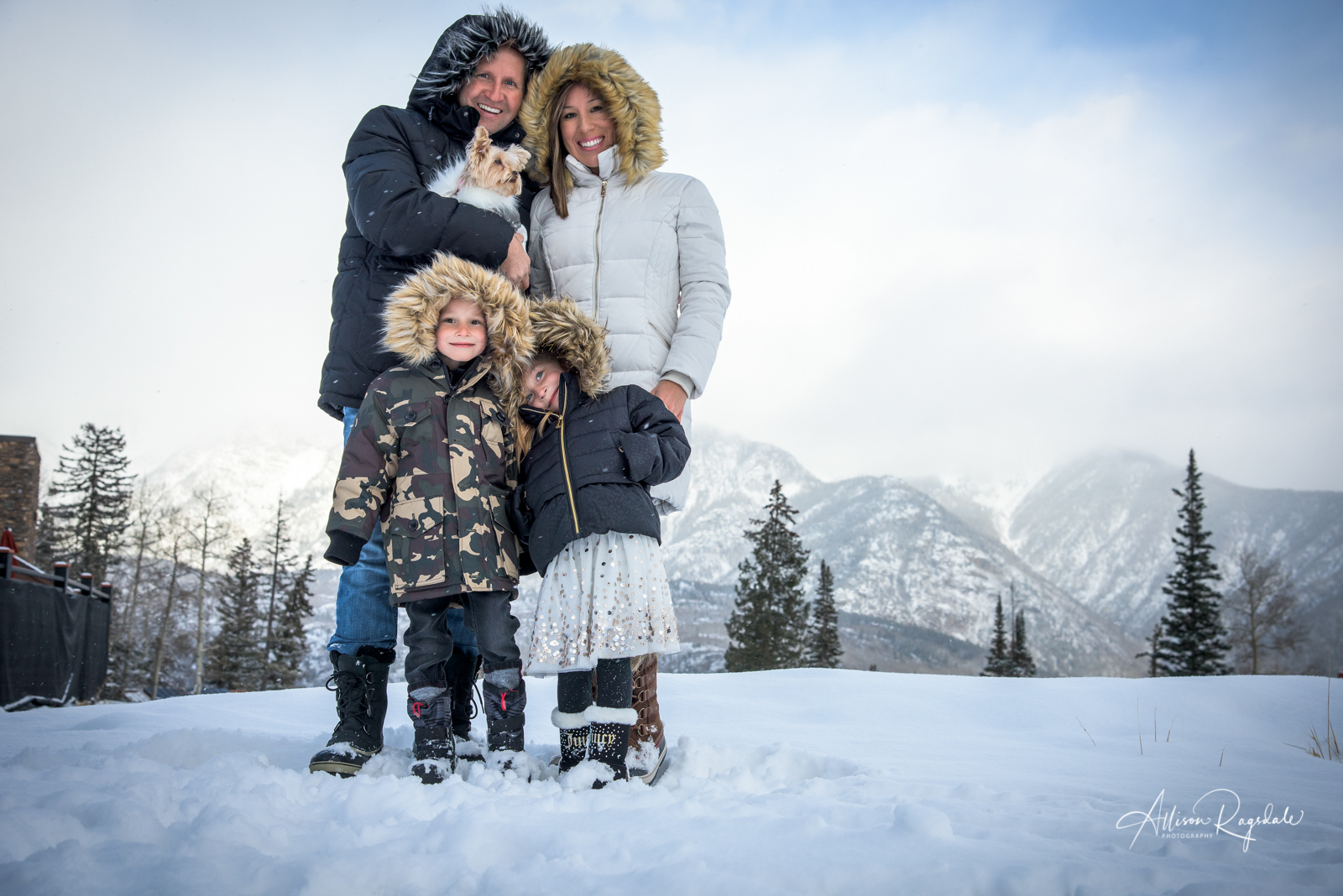 Durango Family Portrait Photographer