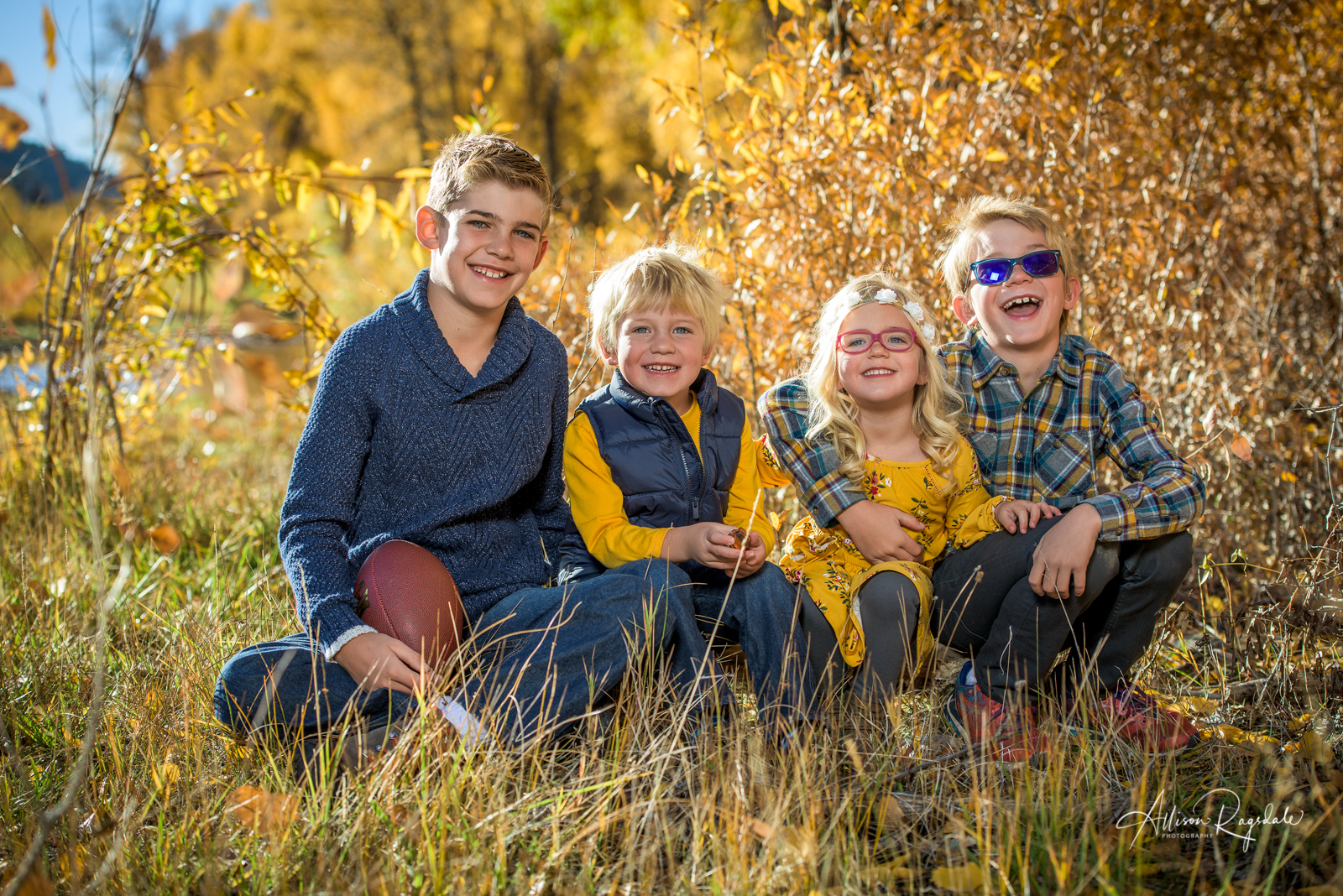 Fall Portraits by Allison Ragsdale Photography
