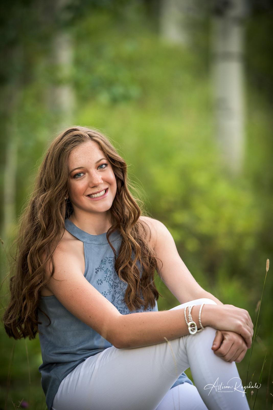 senior picture photography in Durango Colorado