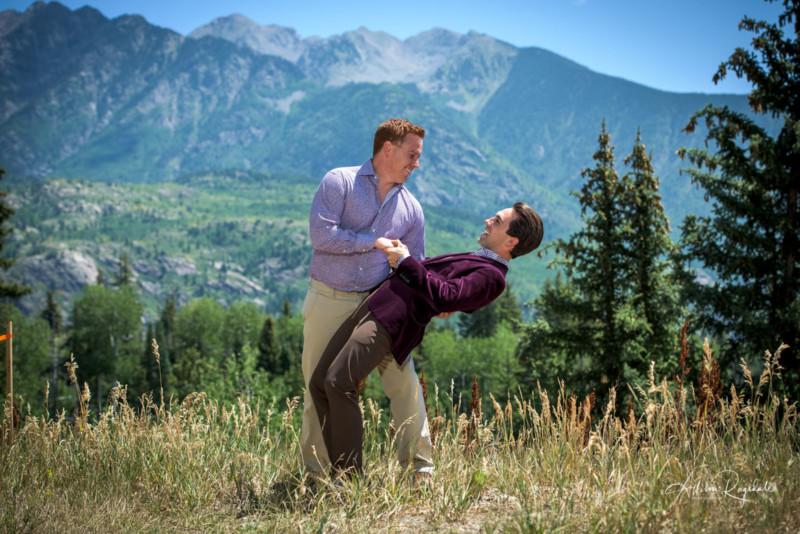Durango Colorado Couple Photographers