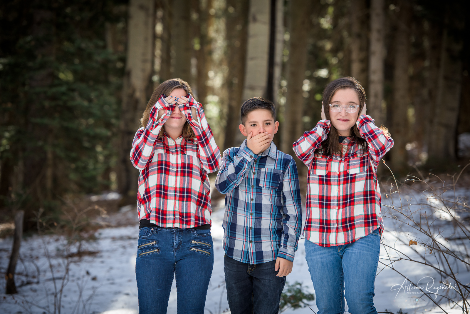 Fun Family Portrait Ideas