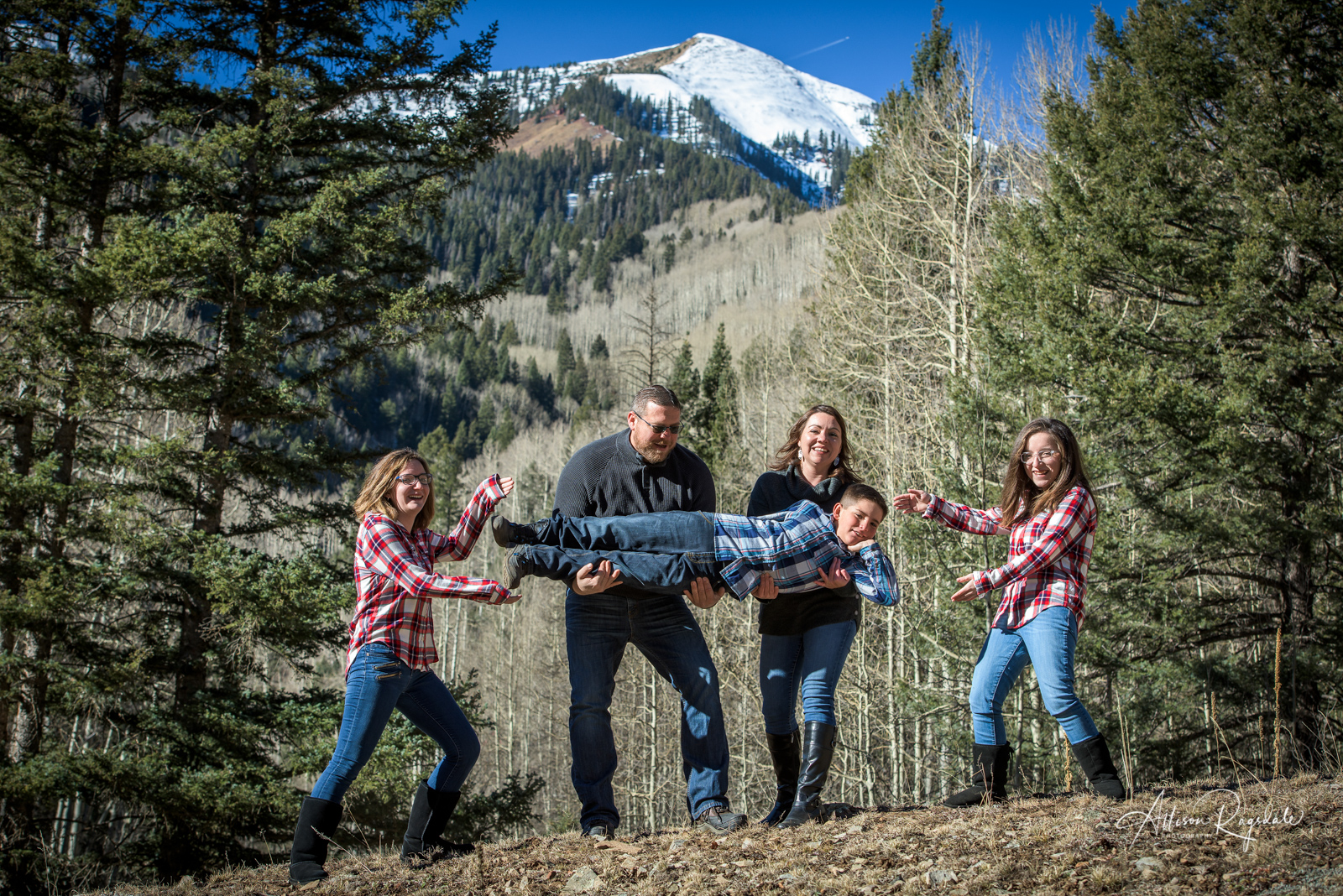 Family Pictures Colorado