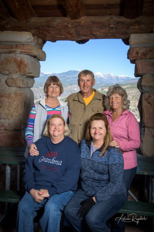 Durango Colorado family pictures