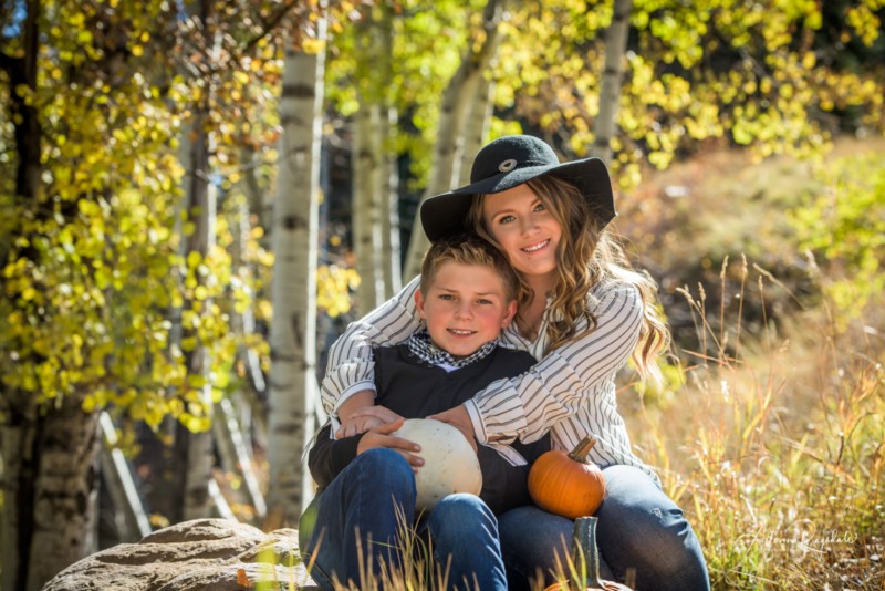 Durango Fall Family Pictures