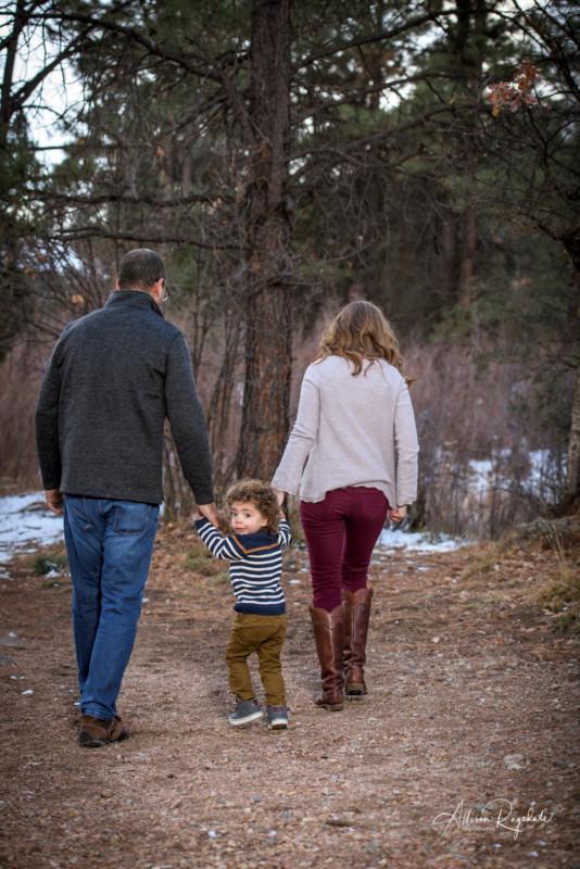 family portraits in Durango Colorado