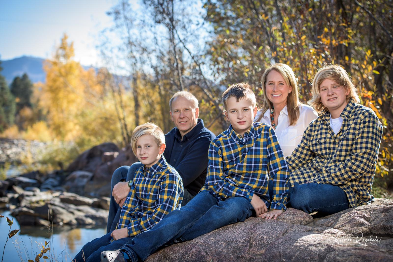 Sherwin Family Portraits | Durango Colorado