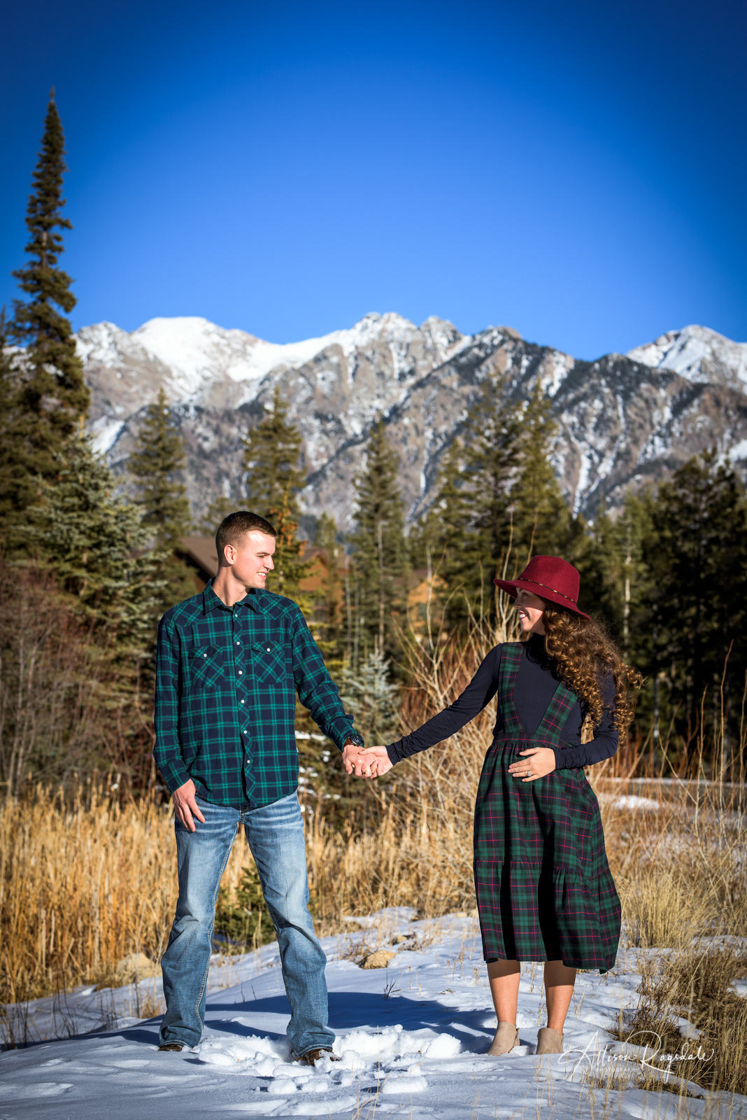 Durango Maternity Photographer