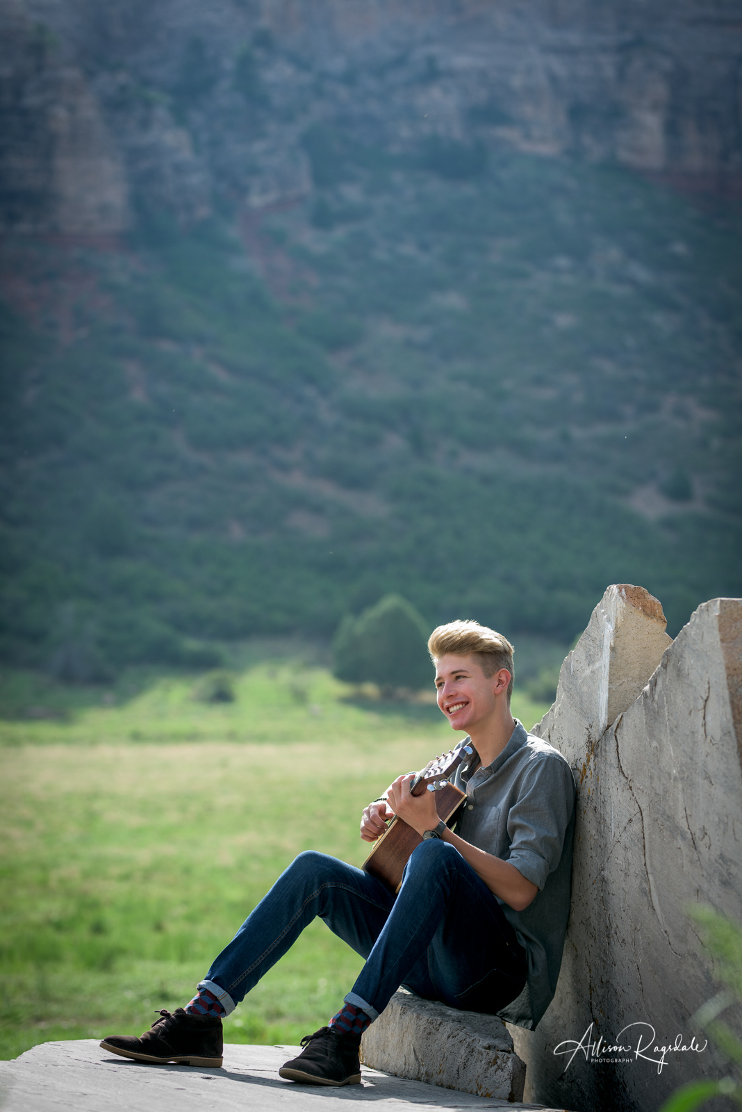 Ian Mattox's Senior Pictures | Durango Colorado