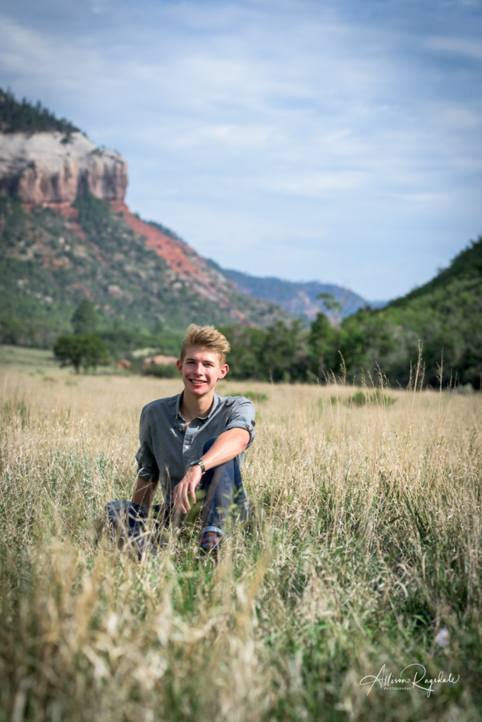 Senior Portraits Durango CO