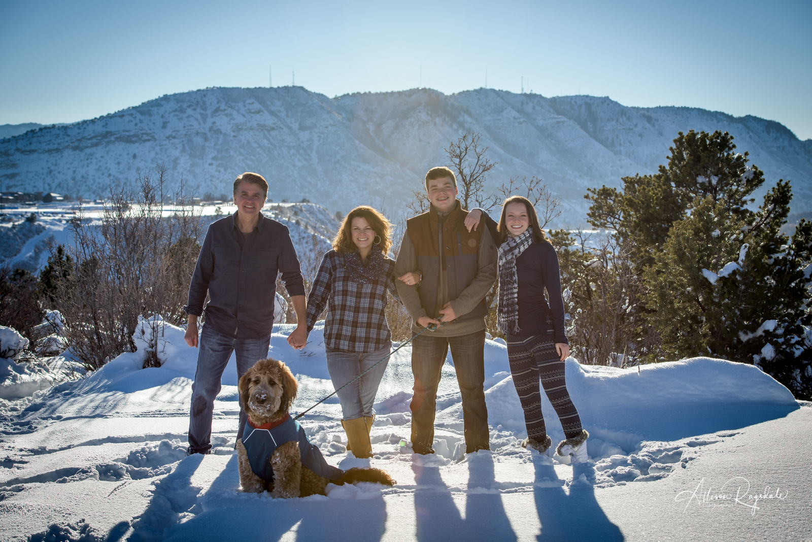 Leslie Family Portraits | Durango Colorado