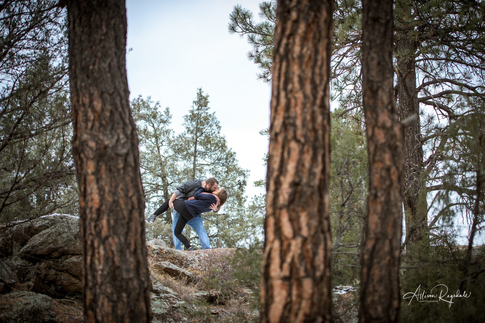 Chris & Charlotte's Engagement Portraits | Durango Colorado