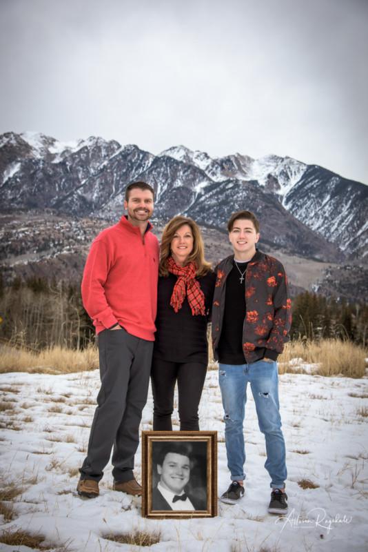 unique family portraits Durango Colorado