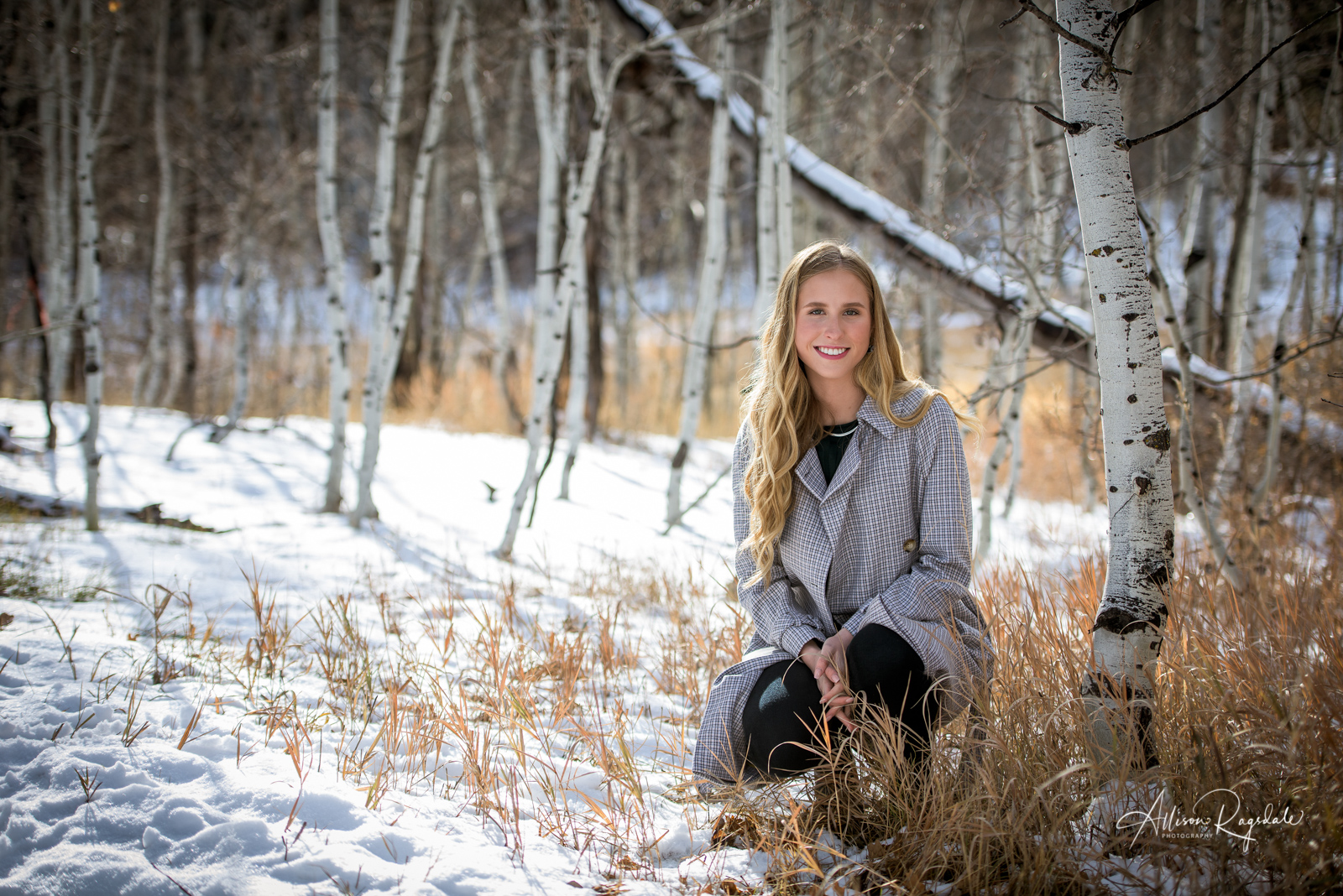 Devan Van Den Berg's Senior Photos | Durango, Colorado