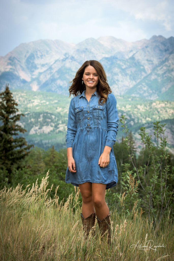 Senior Photos Durango Colorado