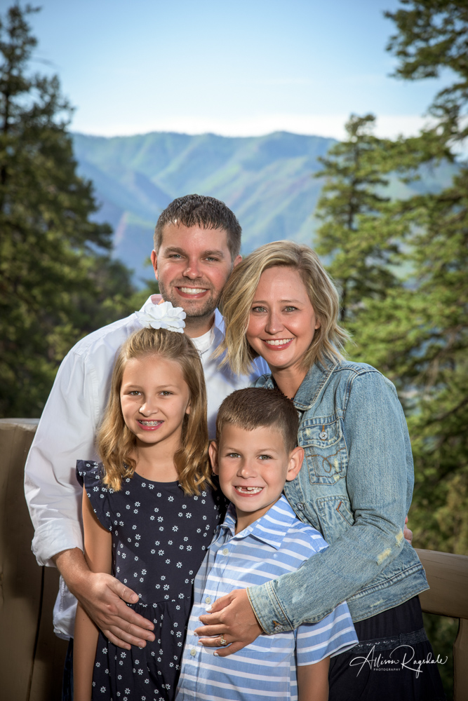 Donalson Family Portraits | Durango Colorado