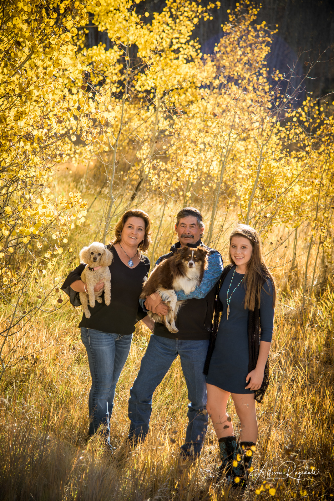 Gallegos Family Portraits | Durango Colorado