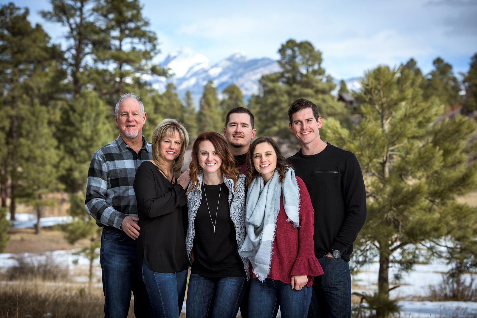 Nelson Family Portraits | Durango Colorado