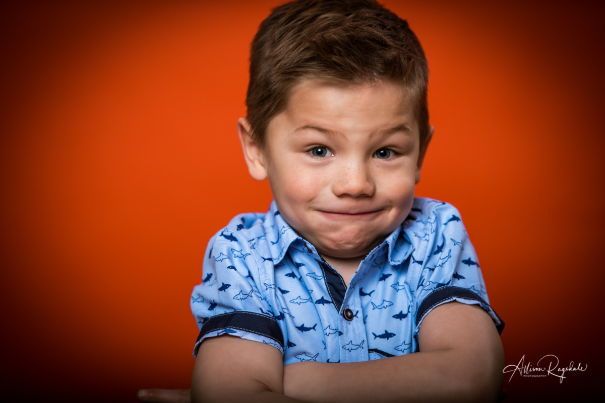 Childrens Professional Headshots