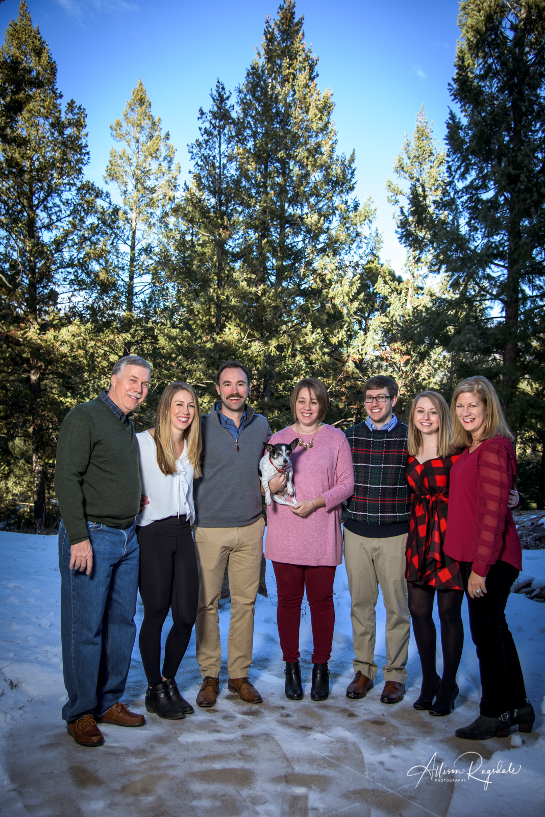 Franklin Family Portraits Durango Colorado