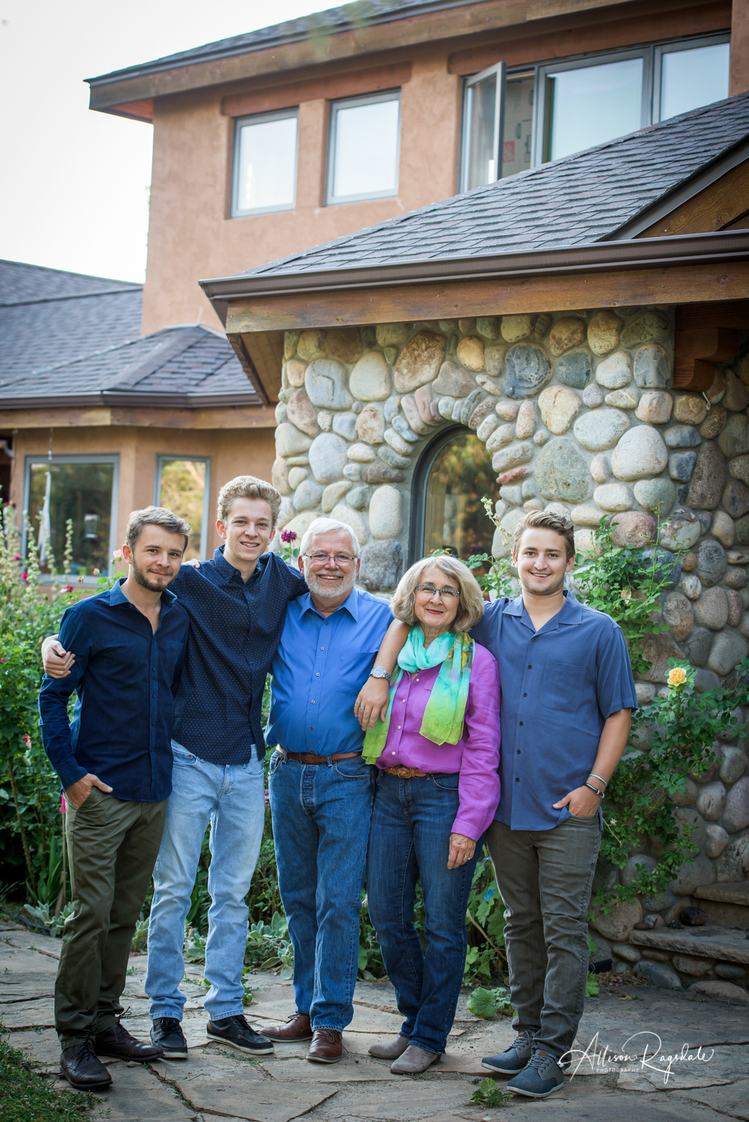 Jernigan Family Portraits in Durango Colorado