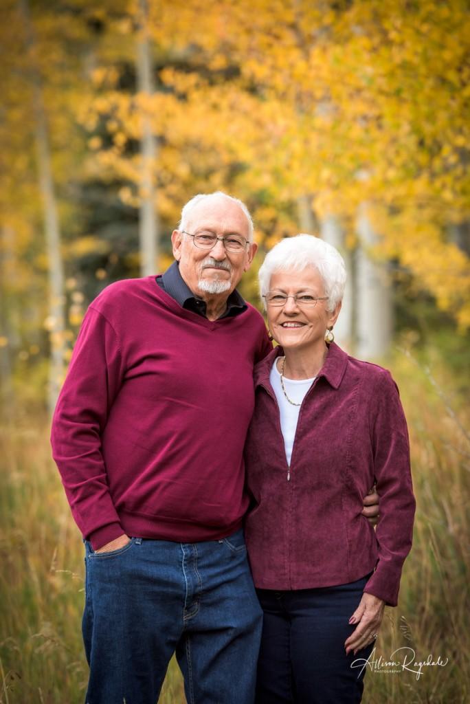 Fall Family Portraits in Durango