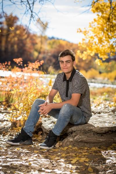 High School Senior Portraits Durango