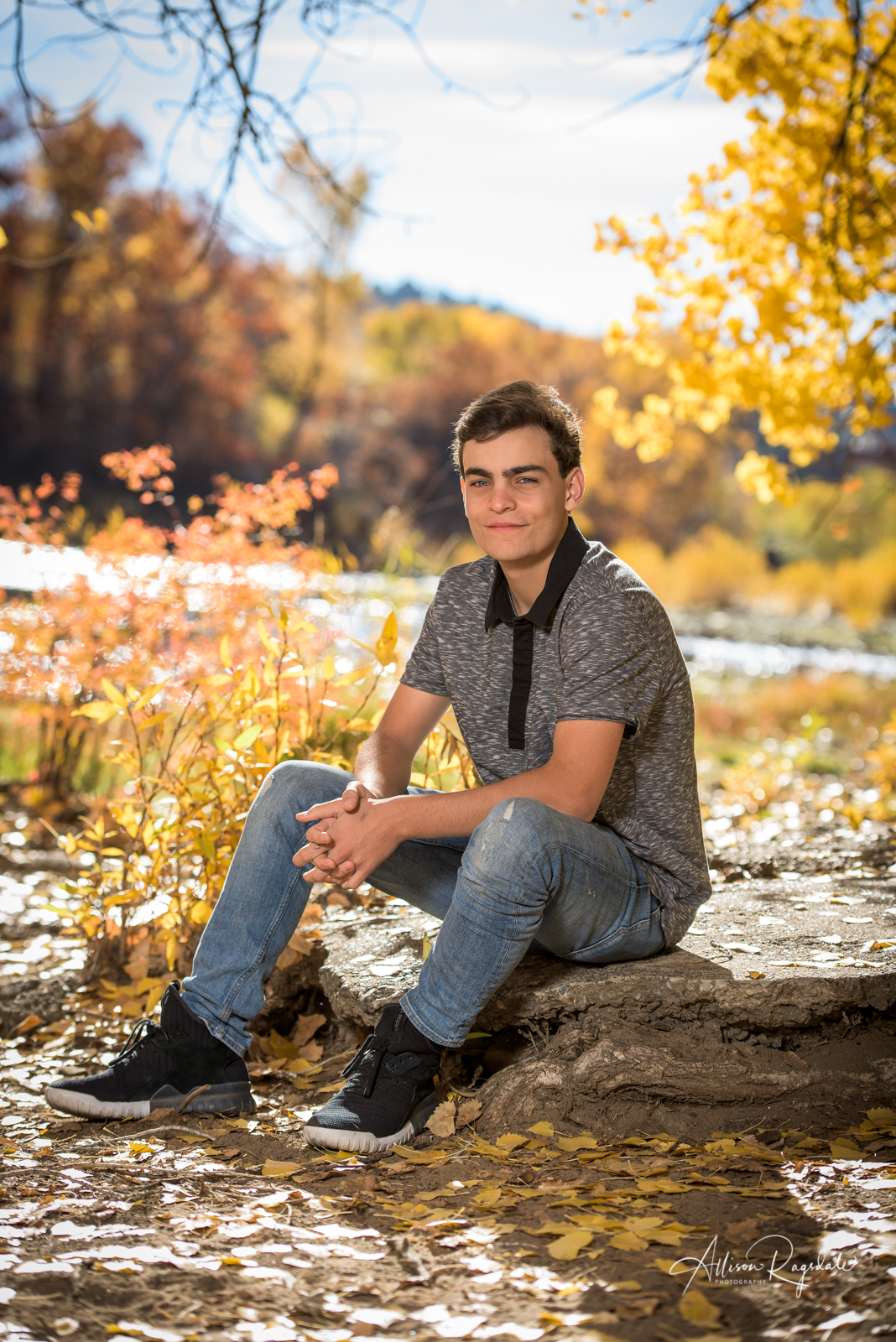 Jacob Behn's Durango Senior Pictures