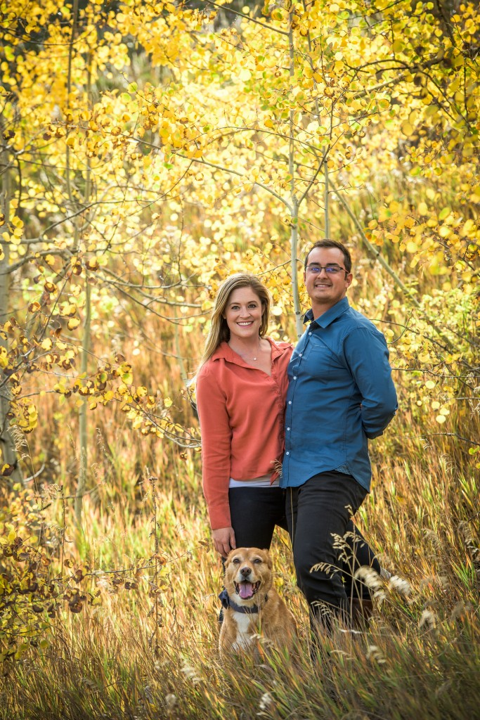 Fall Portraits in Durango