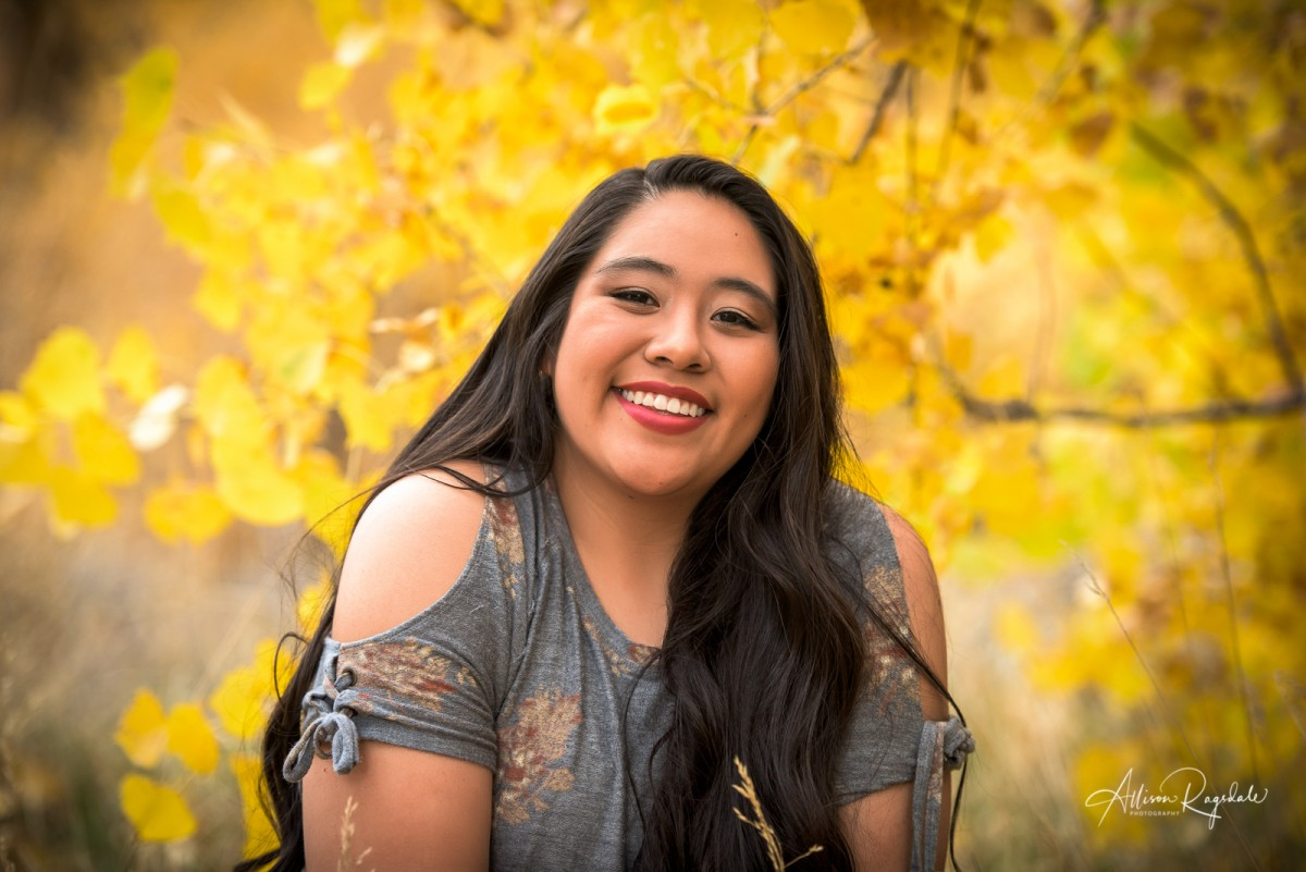 fall portraits in Durango Colorado