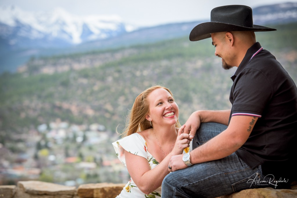 Engaged | Durango, CO