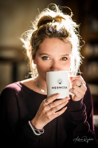 Hermosa Coffee Company portraits