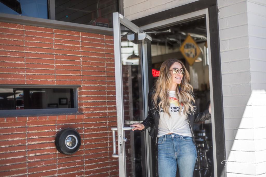 urban business headshots Durango Colorado