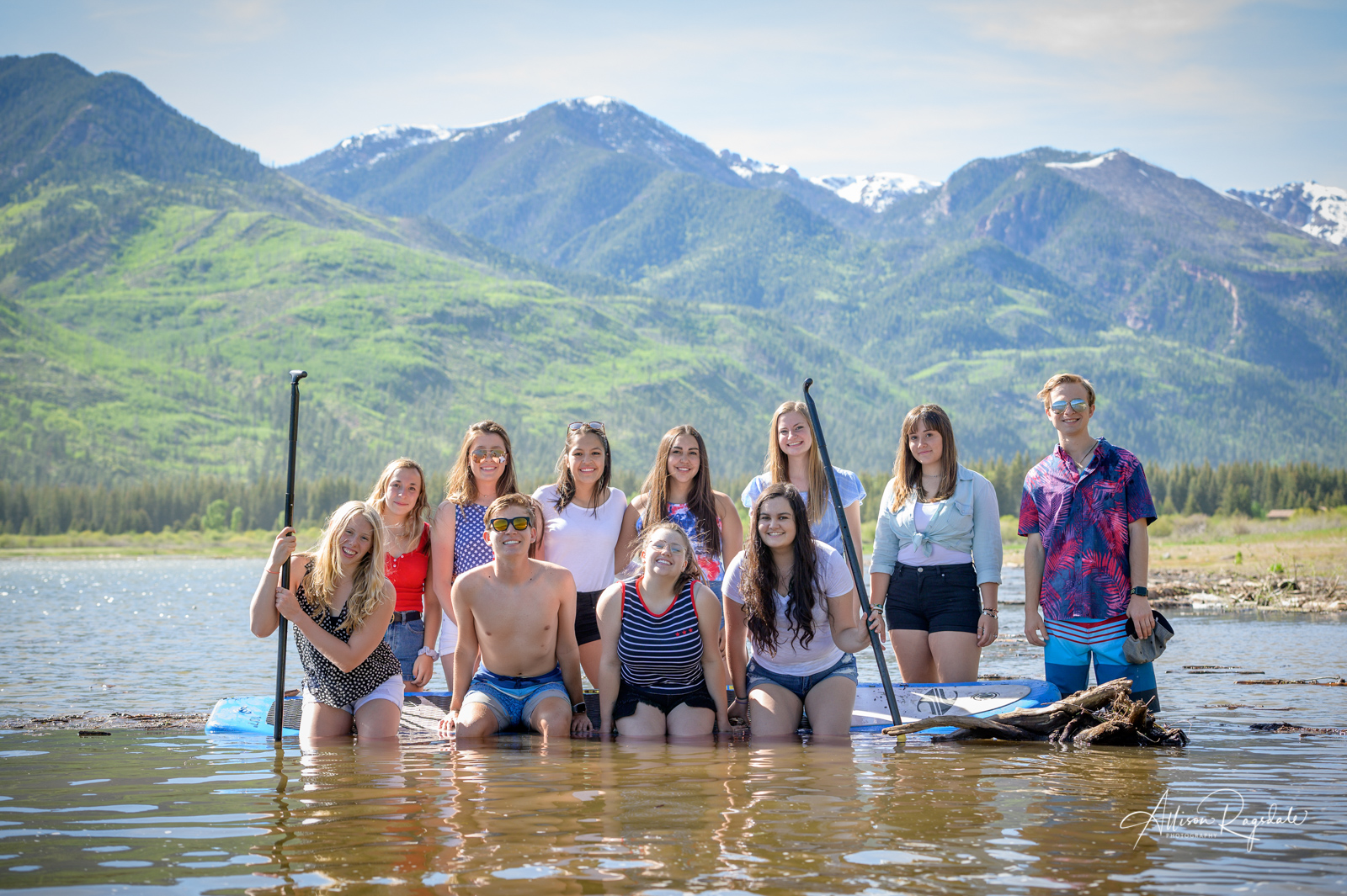 Senior Portfolio 2020 Fourth of July Shoot | Durango Colorado