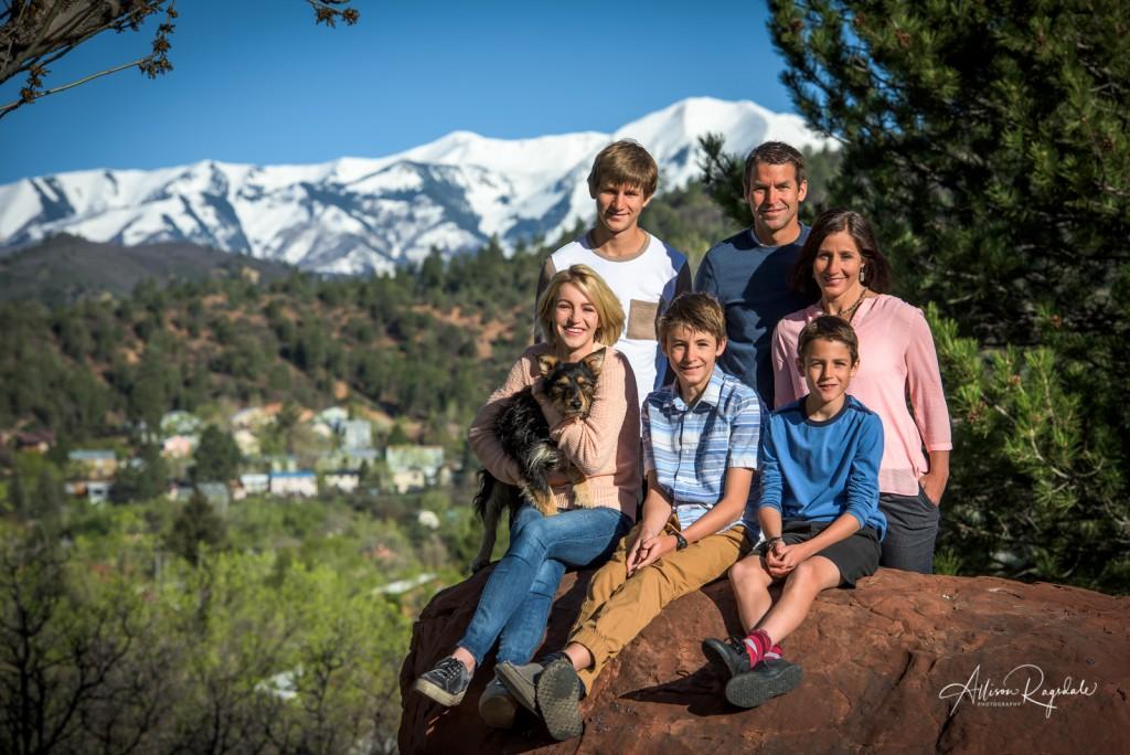 Family Portraits Durango