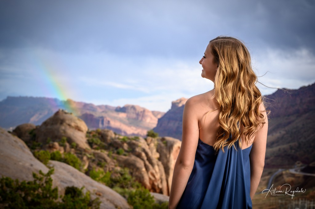 Allison Ragsdale Photography in Durango Colorado senior portraits