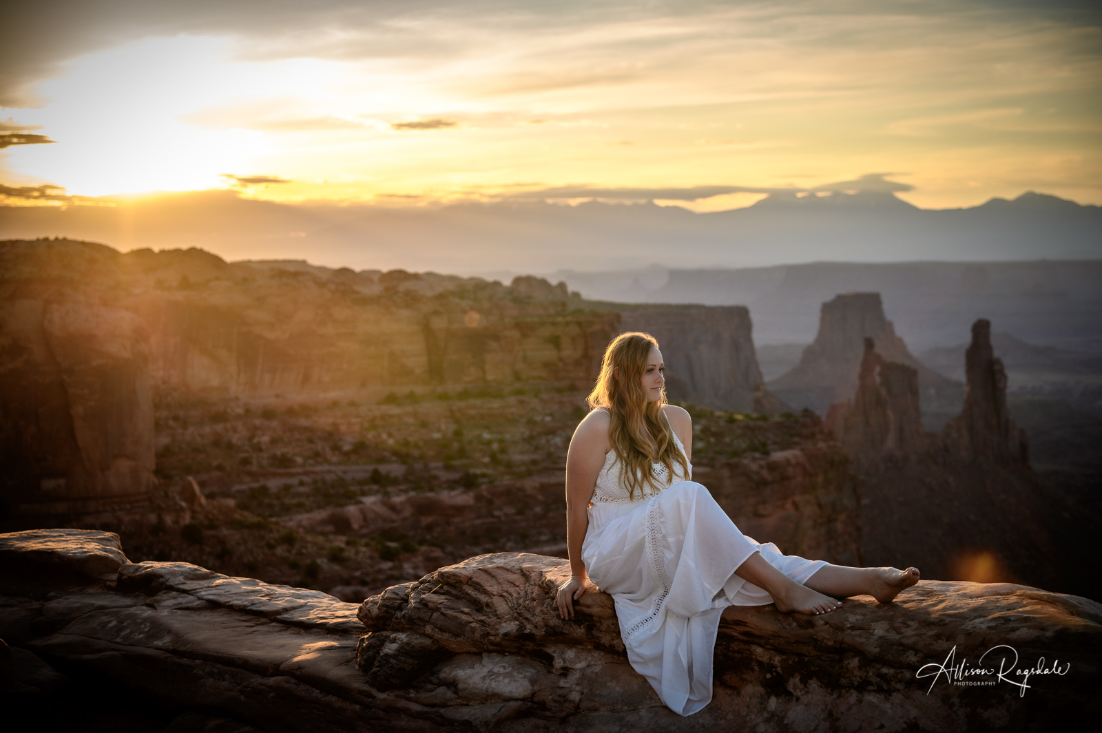 Senior Portfolio 2020 Moab Destination Shoot
