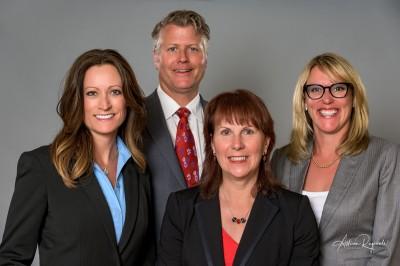 The Luthy McCallum Oyler Group in Durango, professional headshots