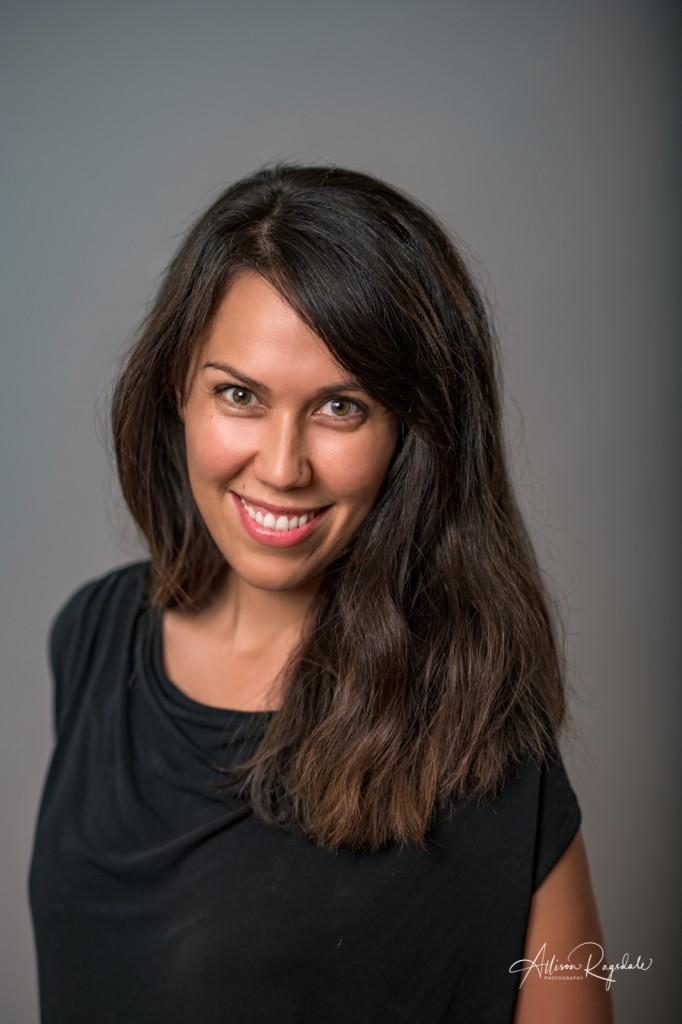 Headshots of Jennifer Clark in Durango