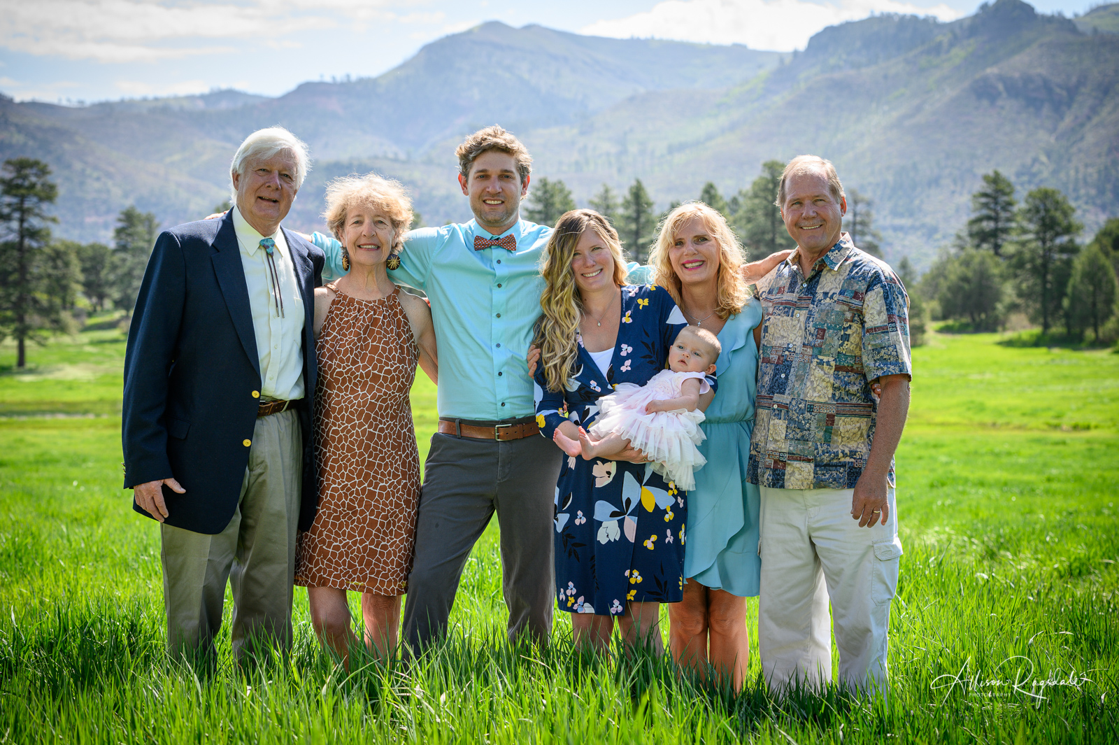 Mace Family Photos in Durango, Colorado