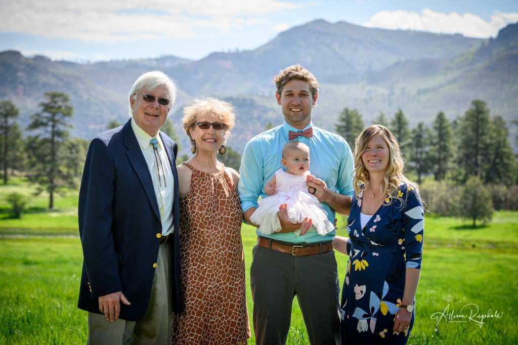 New baby family pics in Durango, The Mace Family